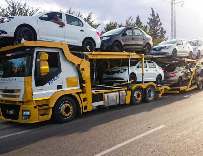 Camion De Remorquage