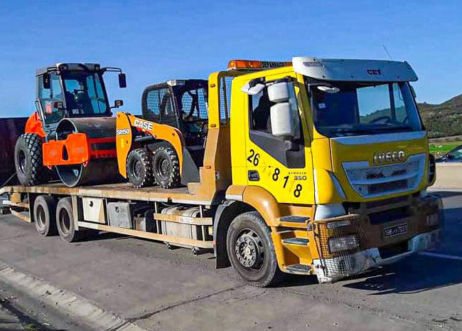 Camion De Remorquage Tracteur